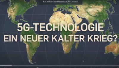5G Technologie - Neuer kalter Krieg?